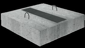 Опорная подушка ОП6-4 А-3
